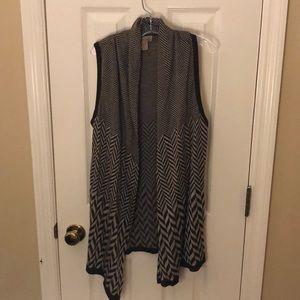 Women's Art and Soul Sz Medium Vest